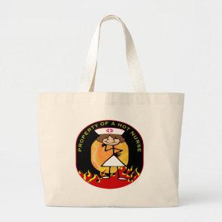 Property of a Hot Nurse Bags