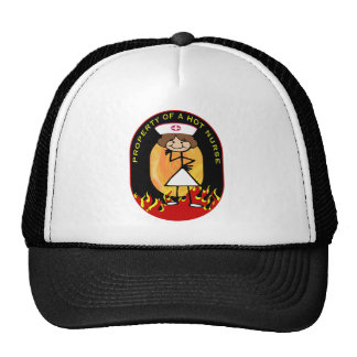 Property of a Hot Nurse Hat