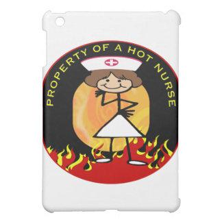 Property of a Hot Nurse iPad Mini Cover