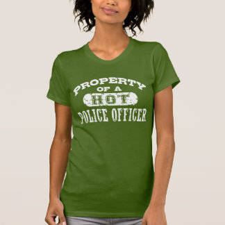 Property of a Hot Police Officer Tees