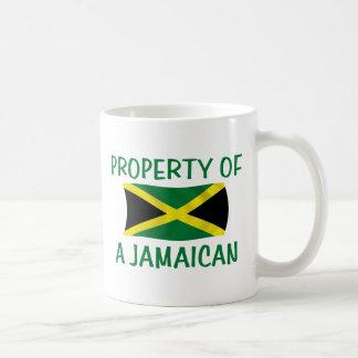 Property of a Jamaican Coffee Mug