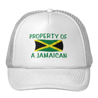 Property of a Jamaican Hat