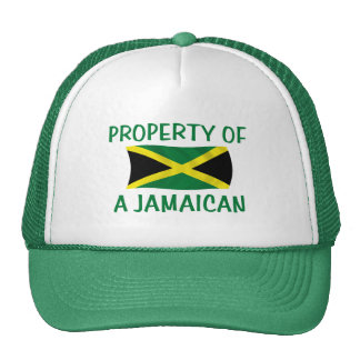 Property of a Jamaican Mesh Hats