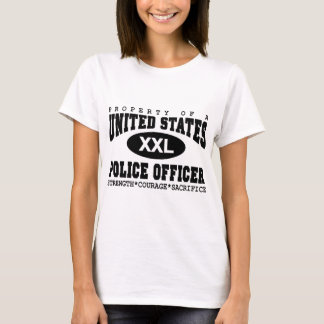 Property of a Police Officer T-Shirt