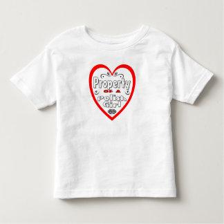 Property Of A Polish Girl Toddler T-shirt