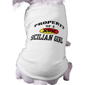 Property of a Sicilian Girl Tee