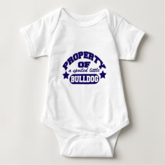 Property of a Spolied Bulldog Shirts