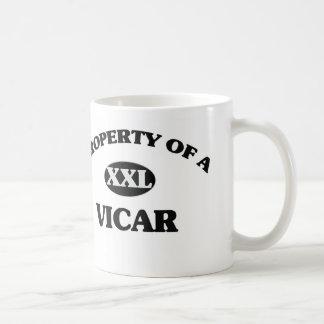 Property of a VICAR Coffee Mugs
