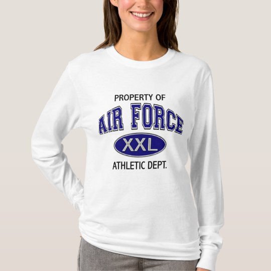 PROPERTY OF AIR FORCE ATHLETIC DEPT T-Shirt