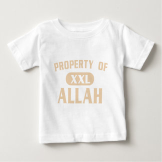 Property of Allah - Mike Tyson Baby T-Shirt