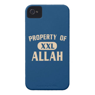 Property of Allah - Mike Tyson iPhone 4 Case-Mate Case