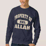 Property of Allah - Mike Tyson Pullover Sweatshirt