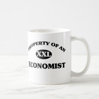 Property of an ECONOMIST Coffee Mug