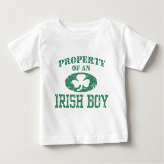 Property of an Irish Boy Baby T-Shirt