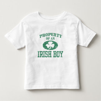 Property of an Irish Boy Toddler T-shirt