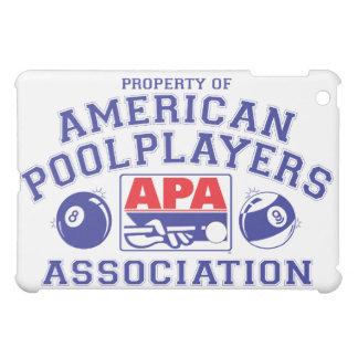 Property of APA iPad Mini Case