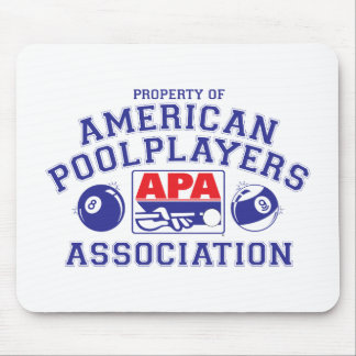 Property of APA Mouse Pad