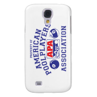 Property of APA Samsung Galaxy S4 Cover