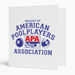 Property of APA Vinyl Binders