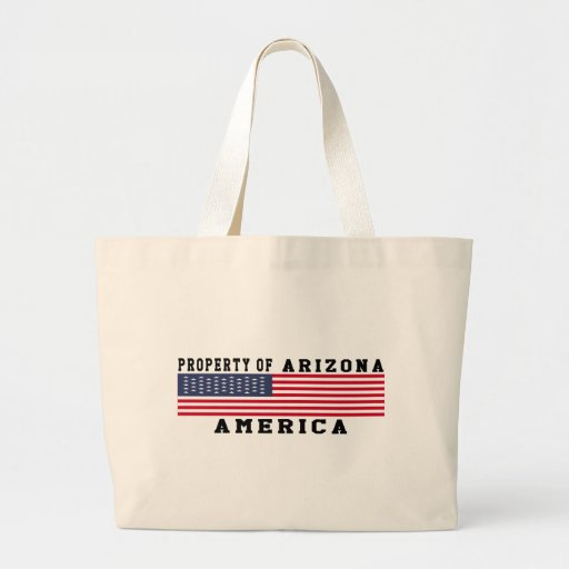 Property Of Arizona Bag