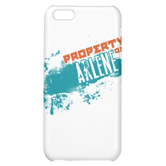 Property Of Arlene.png iPhone 5C Cover
