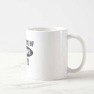 Property of Army Grandpa Coffee Mug