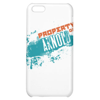 Property of Arnold iPhone 5C Case