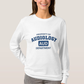 Property of Audiology Department T-Shirt