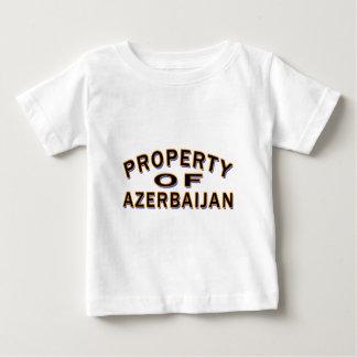 Property Of Azerbaijan Shirt