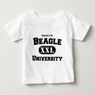 Property of Beagle University Baby T-Shirt