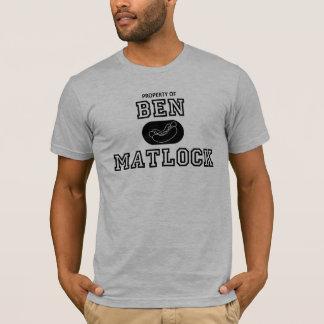 Men's Matlock T-Shirts | Zazzle.co.uk