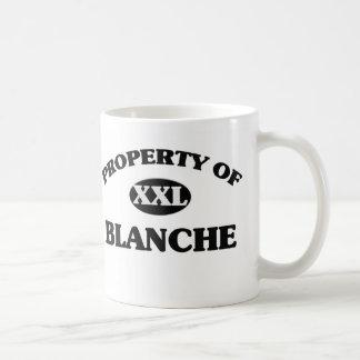 Property of BLANCHE Mug
