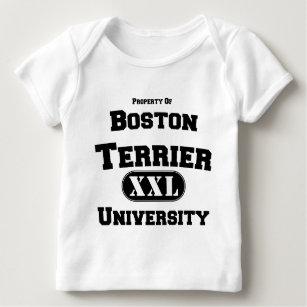 Boston University Baby Clothes Shoes Zazzle