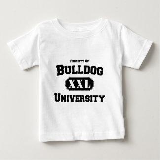 Property of Bulldog University Baby T-Shirt