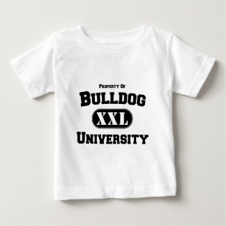 Property of Bulldog University Infant T-shirt