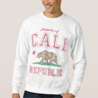 Property of California Republic Sweatshirt
