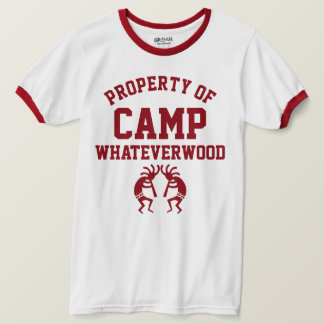 Property of Camp Whateverwood T-Shirt