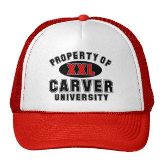 Property of Carver University Trucker Hat