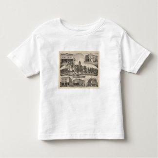 Property of CH Lebold, Abilene, Kansas Toddler T-shirt