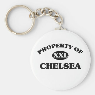 Property of CHELSEA Keychain