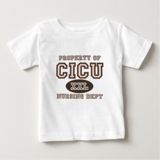 Property of CICU Nurse Infant T-shirt