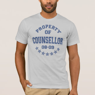 Property Of Counsellor T-Shirt