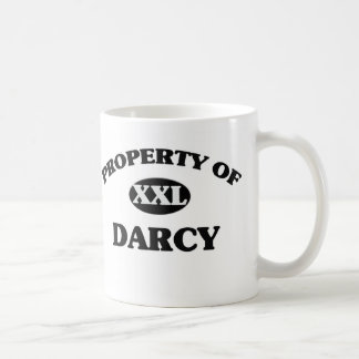 Property of DARCY Mug