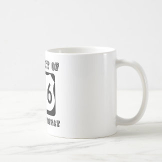 Property Of Devil's Highway (Route 666) Coffee Mug