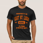 Property of East St. Louis Athletic Dept. T-Shirt