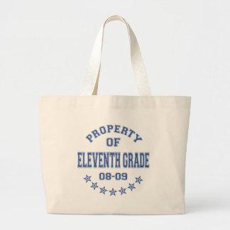 Property Of Eleventh Grade Bag