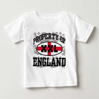 Property of England Baby T-Shirt
