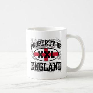 Property of England Coffee Mug