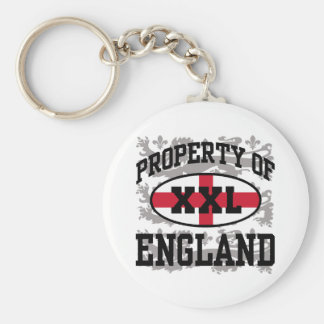 Property of England Key Chains