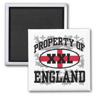 Property of England Refrigerator Magnets